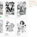 Caricature da foto: seleziona il tuo caricaturista preferito